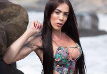 atleta transsexual Priscila Reis