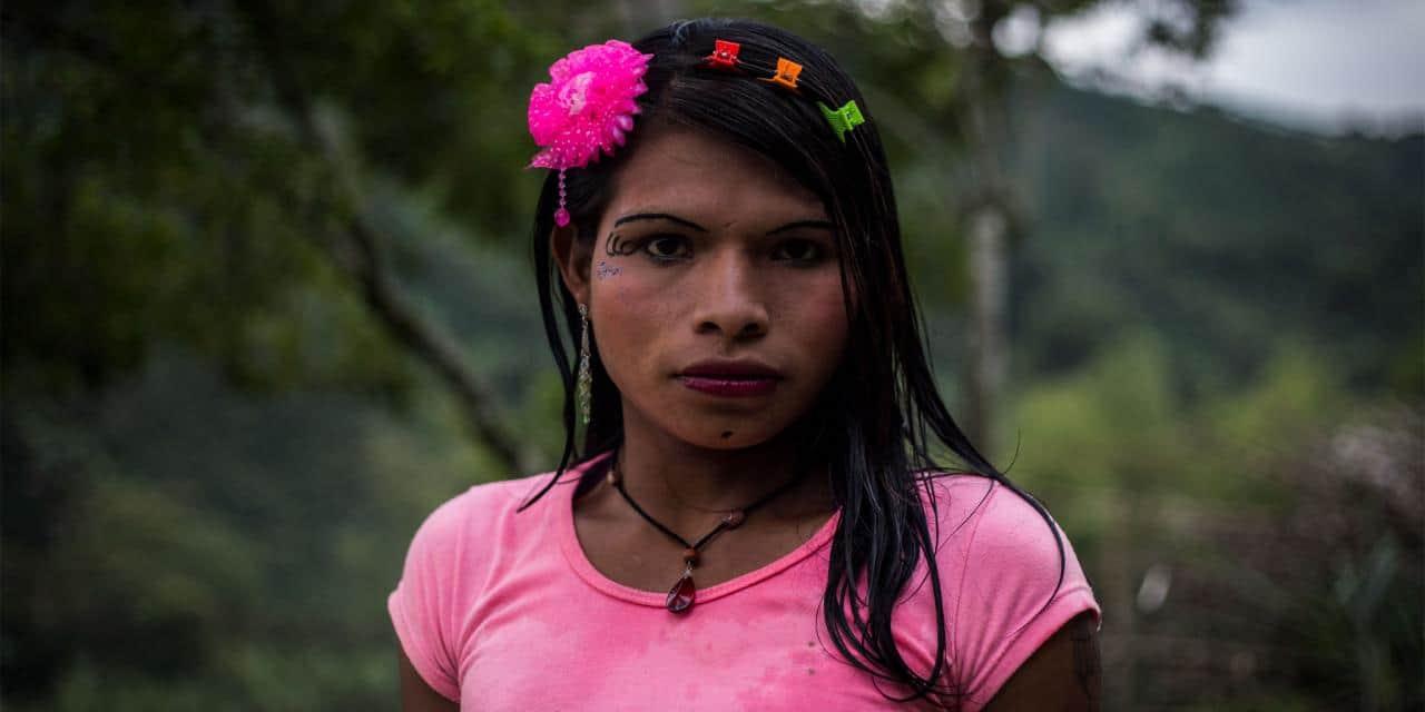 Mulheres trans colombianas encontram refúgio colhendo café