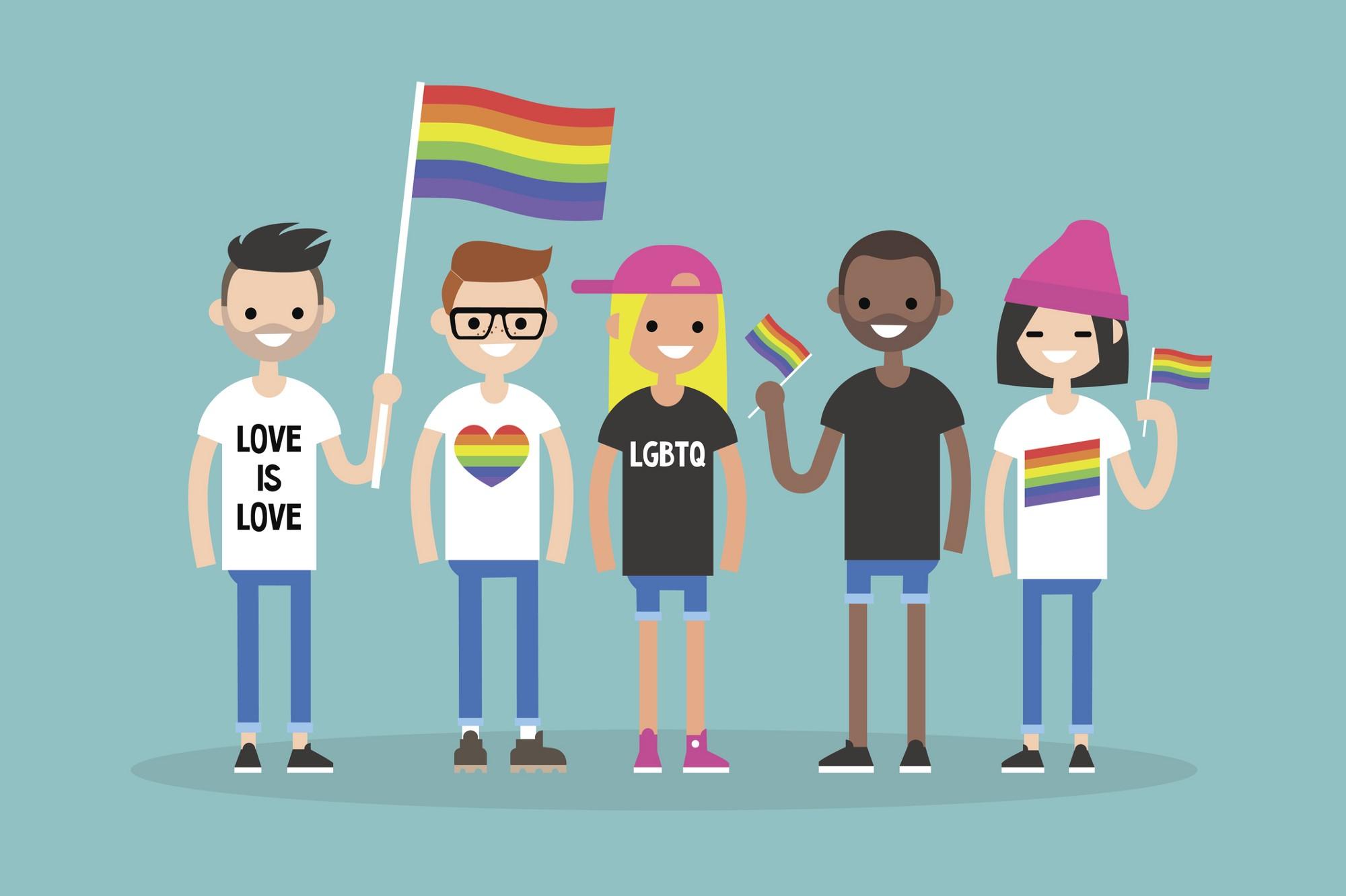 Estudo relata que igualdade e aprovação do casamento gay impulsionam a economia