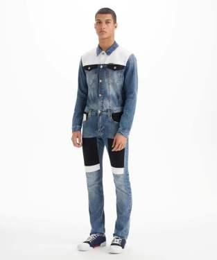 Jaqueta CK de R$890 por R$489,50