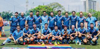 copa futebol gay