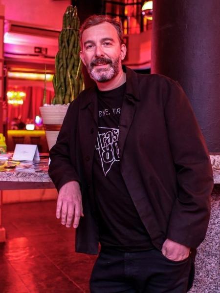 Eneas Neto, fundador e DJ da Trash 80's Imagem: Lincon Justo/Divulgação