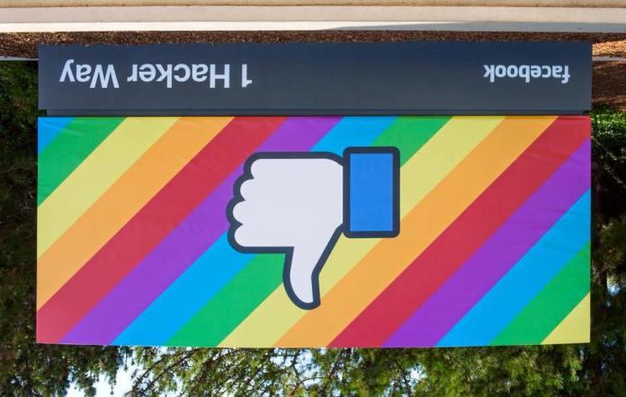 facebook mark lgbt