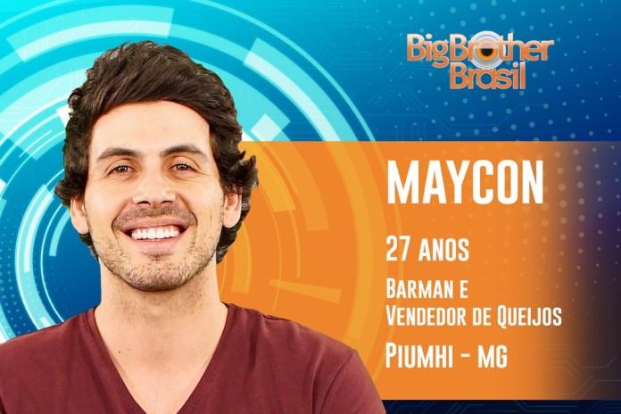 Maycon é participante do BBB19 — Foto: TV Globo