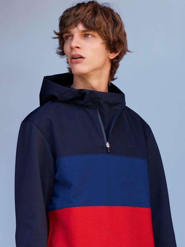 LACOSTE FW18 Menswear