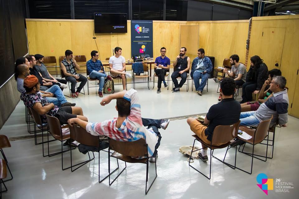 Autores gays além das temáticas de nicho | Conferência Festival Mix Brasil