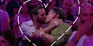 câmera do beijo