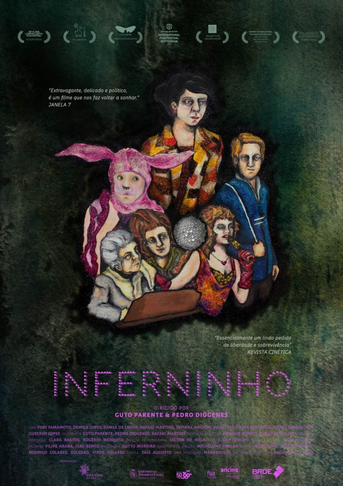 "Cartaz de ""Inferninho"""