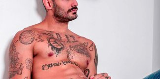 Luis Coppini by Ronaldo Gutierrez for Brazilian Male