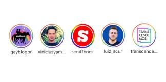 stories colorido instagram