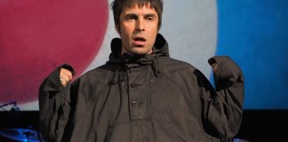 Liam Gallagher em 2014. Foto: Getty