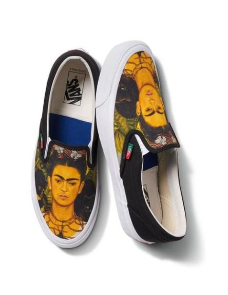 Vault by Vans anuncia uma coleção especial em homenagem à Frida Kahlo
