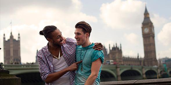 Campanha britânica volta a apoiar iniciativas LGBTI+ no Brasil   Love is GREAT