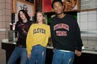 STRANGER THINGS: Levi's® apresenta coleção cápsula em parceria com série