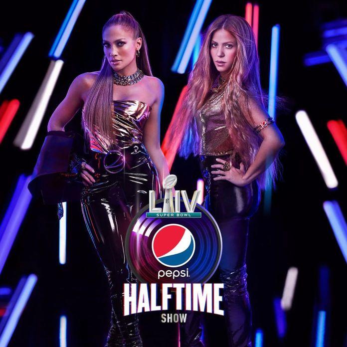 Shakira e JLo farão feat no intervalo do próximo Super Bowl