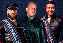 leather Dom Barbudo, Heitor Werneck e Dom PC