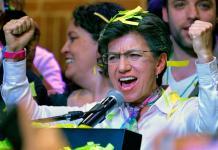 Cláudia Lopez é a primeira prefeita assumidamente lésbica de Bogotá