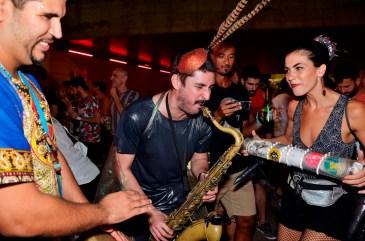 o Axélloween rola neste sábado, 12 de outubro, no Largo do Boi Tolo (Rua do Mercado, 23 - Centro do Rio de Janeiro), a partir das 22h30