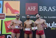 AHF Brasil une arte e jovens em seis cidades do país no Dia Mundial de Luta Contra a Aids