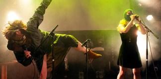 Banda Pussy Riot fará show em São Paulo (Foto: Divulgação)