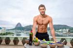 Franco Noriega vai abrir um quiosque na praia de Ipanema Zo Guimarães/Folhapress