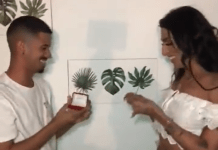 Pepita é pedida em casamento - e a resposta foi 'sim'