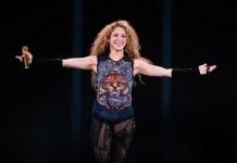 'Shakira in Concert' estreia na HBO em 31 de janeiro