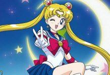 Sailor Moon foi um anime muito popular nos anos noventa