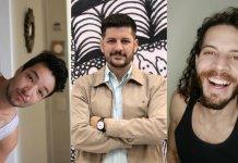 Três youtubers que falam abertamente sobre HIV/AIDS