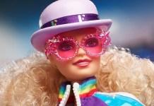 Barbie ganha look de Elton John em edição limitada