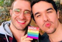 Casal gay dubla filme da Pixar com protagonistas LGBT