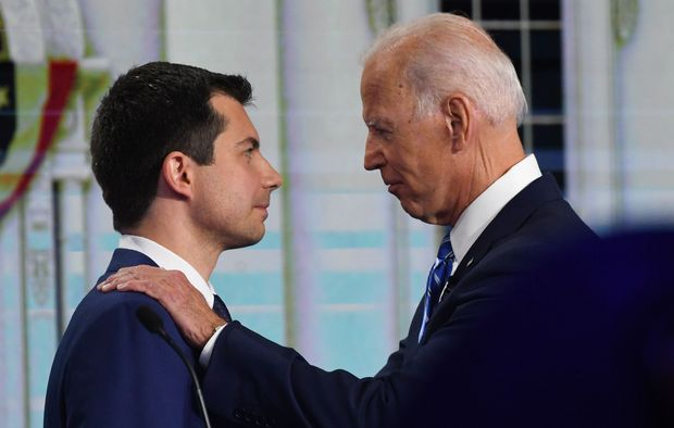 Pete Buttigieg, a former gay US candidate, is nominated for the Secretary of Transportation