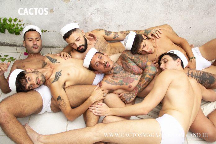 Cactos Magazine #54 por Luiz Meloc