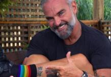 """Mateus Carrieri sobre ser pai de bissexuais: """"Tenho maior orgulho"""""""