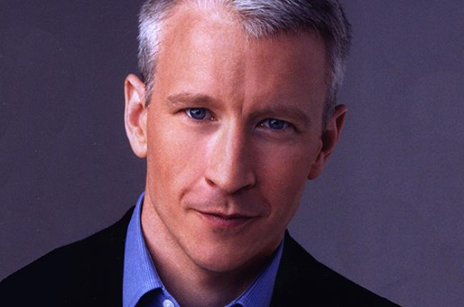 Anderson Cooper says being gay at age 7 and tells why it took him long to come out