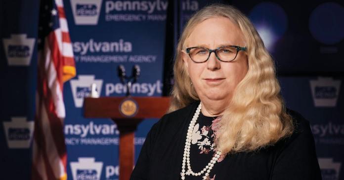 Levine atuará no Departamento de Saúde e Serviços Humanos (HHS) - Reprodução
