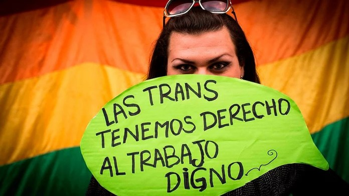 Argentina establishes 1% of public sector vacancies for trans people