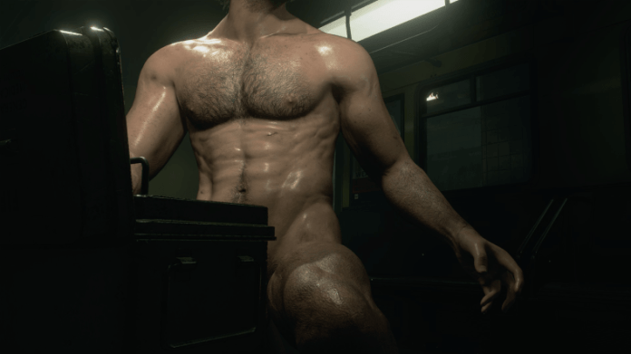Naked leon Deisy Leon