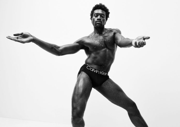 Vinson Fraley, dançarino