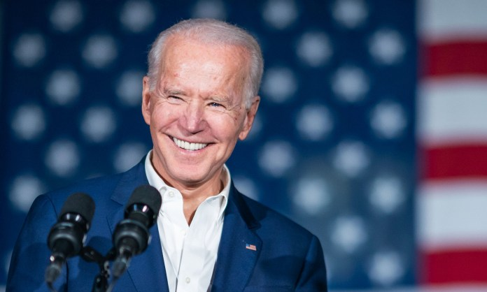 Joe Biden posts video with gay kiss on his Instagram