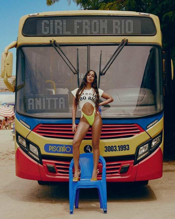 Anitta Girl From Rio