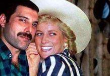 Princesa Diana se sentia mais confortável com a companhia de gays, diz empresário