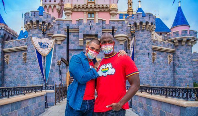 """Disney lança coleção """"Pride 2021"""" com personagens de Star Wars e Marvel"""