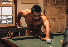ENSAIO Thiago Hernandez para Mustang Magazine