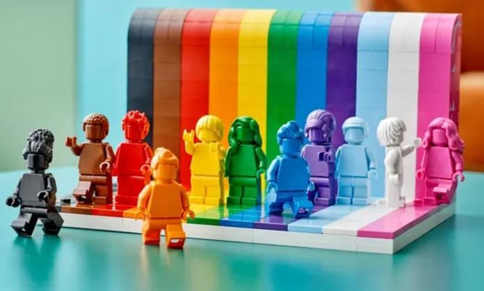 Lego lançará coleção comemorativa ao Orgulho LGBT+