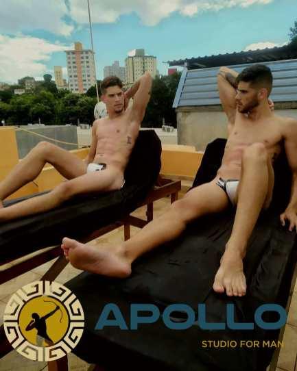 Apollo Studio For Man - Reprodução bronzeamento