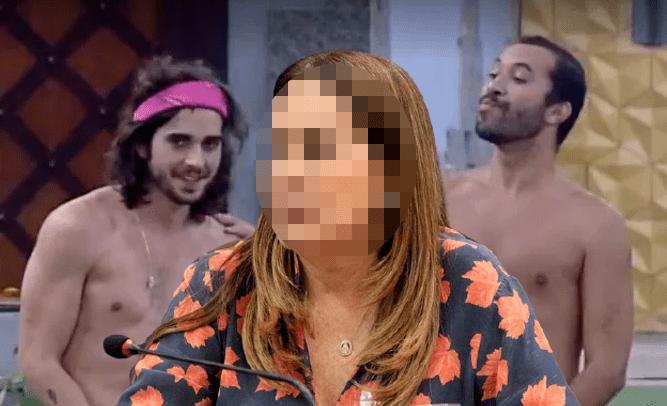 Vereadora incomodada com beijo entre Fiuk e Gil foi condenada por desviar 3 milhões da Saúde - Reprodução