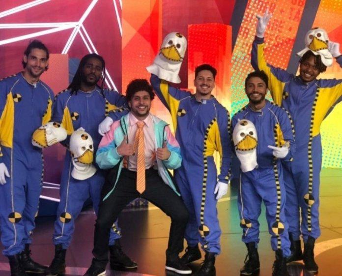 """Internautas ficam empolgados ao verem """"Dummies"""" do BBB21 sem máscaras"""