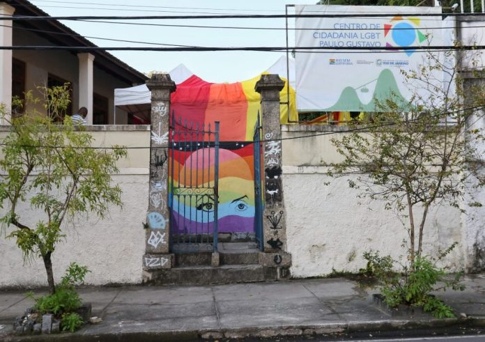 Centro de Cidadania LGBT de Niterói ganha nome de Paulo Gustavo