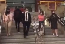 Com projeto de visibilidade trans, vereadores de MG descem escadaria da Câmara ao som de Beyoncé